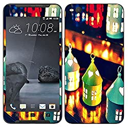 Theskinmantra Lamps mobile skin for HTC One X9