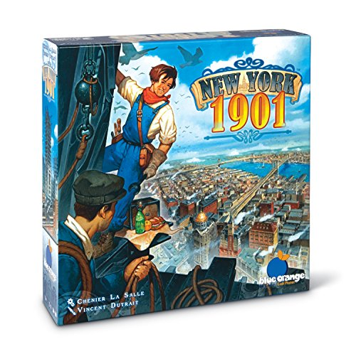 New York 1901 Board Game (New York Board Game compare prices)