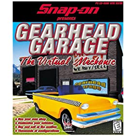 Gerhead Garage (ENG/PC)