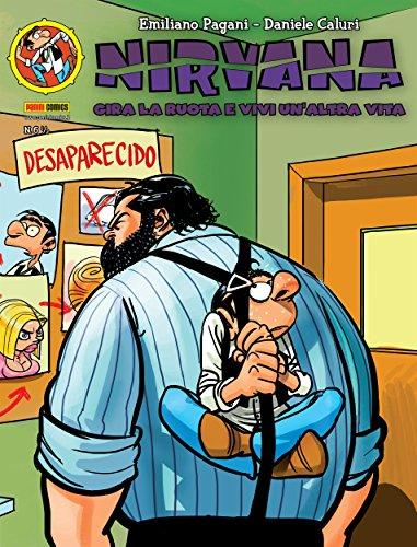 nirvana-6-1-2-desaparecido-italian-edition