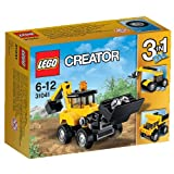 #9: Lego Construction Vehicles, Multi Color