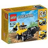 レゴ (LEGO) クリエイター バックホーローダー 31041 ランキングお取り寄せ