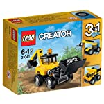 Lego Construction Vehicles, Multi Color