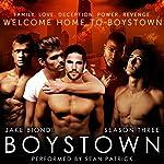 Boystown, Season Three | Jake Biondi