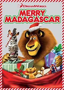 Merry Madagascar from DreamWorks