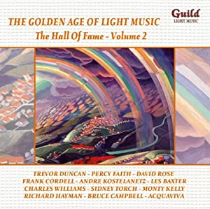 Golden Age of Light Music 2: Hall of Fame