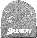 (スリクソン)SRIXON プロ着用モデル ニットキャップ SMH5160X  グレー F