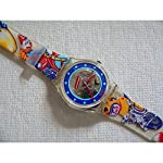 Vintage 1993 Swatch Tin Toy Gk155 New in Original Box with Warranty