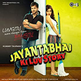 Jayantabhai Ki Luv Story (Original Motion Picture Soundtrack)
