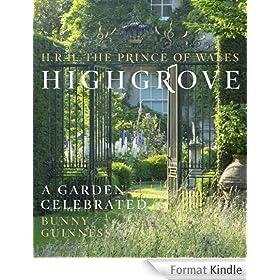 Highgrove: A Garden Celebrated (English Edition)