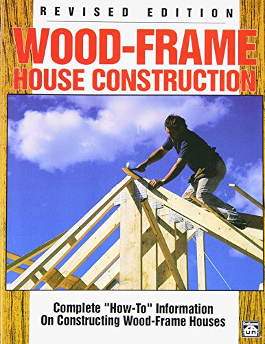 Wood-Frame House Construction - Craftsman Book Company - CR466 - ISBN: 0934041741 - ISBN-13: 9780934041744
