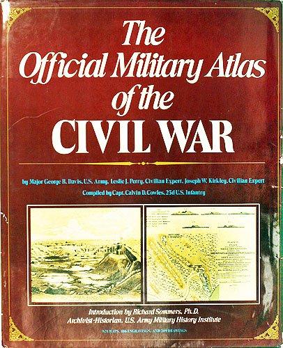 Official Military Atlas: Civil War, Rh Value Publishing