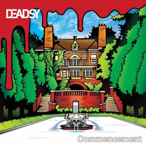 Original album cover of Commencement by Deadsy