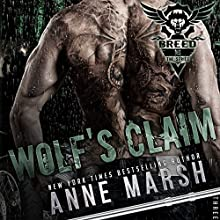 Wolf's Claim Audiobook by Anne Marsh Narrated by Erin deWard, Noah Michael Levine