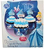 Cinderella Cupcake Party Baking Kit