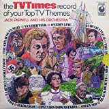 The TV Times Record Of Your Top TV Themes - Jack Parnell And His Orchestra* LP