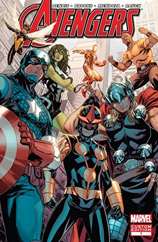 Avengers: Heroes Welcome #1 (Comics Books Marvel compare prices)