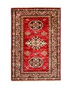 Navaei & Co. Alfombra Kazak Super Rojo/Multicolor 85 x 60 cm