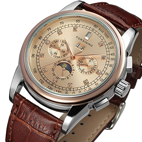 ZACK1-Luxury-Mens-Automatic-Moon-Phase-Wrist-Watch-Brown-Leather-Band