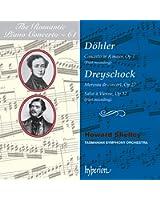 The Romantic Piano Concerto (Volume 61)
