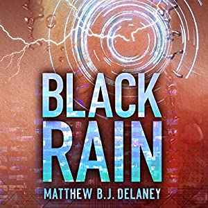 Black Rain Audiobook