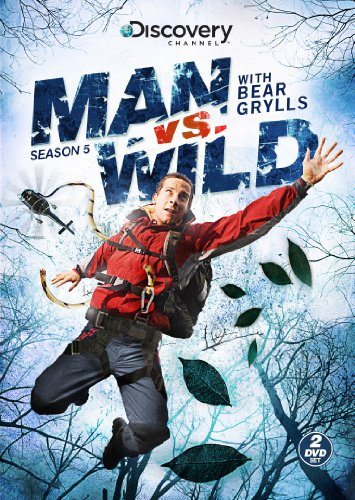 bear grylls knives gerber:Man vs. Wild Season 5