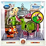 Disney / Pixar MONSTERS UNIVERSITY Exclusive 6 Inch Action Figure 2-Pack Terri & Terry and Don