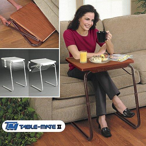 Wood Grain Table Mate II