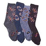 Gumber Women's Florid Wool Sock
