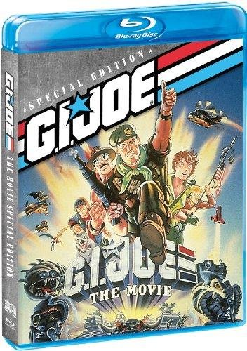 Cover art for  G.I. Joe: The Movie (Special Edition) [Blu-ray]
