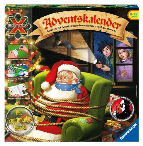 Adventskal.Meisterdete by Ravensburger