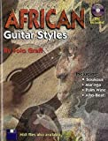 echange, troc Folo Graff - African Guitar Styles Book with audio CD