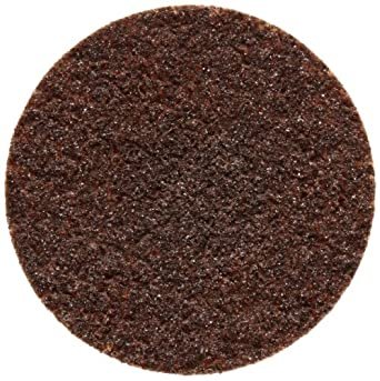 "Merit Abrasives 66322 3"" Coarse Type 3 Surface  Preparation Disc  (Pack of 5)"
