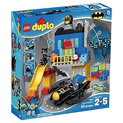 LEGO DUPLO Super Heroes Batcave Adventure 10545 Building Toy by LEGO DUPLO Super Heroes
