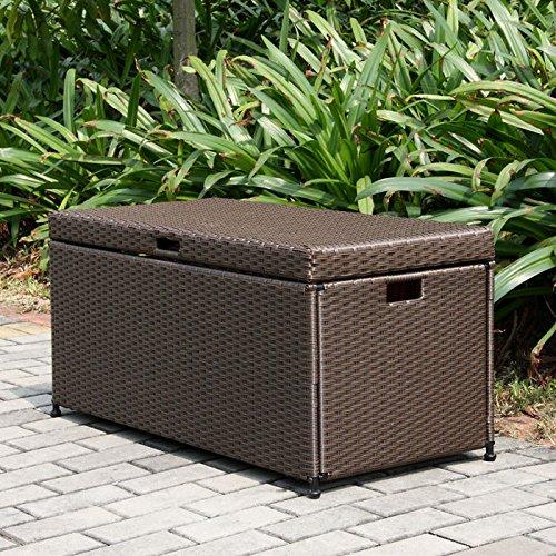 Resin Deck Box III