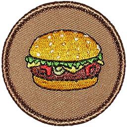 Cheeseburger Patrol Patch - 2\