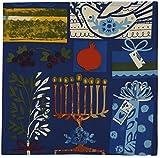 CPM Handlooms Cotton Table Napkins - Blue
