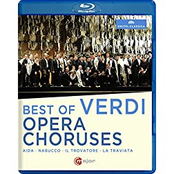 Best of Verdi Opera Choruses [Blu-ray]