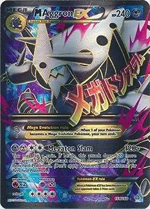 Amazon.com: Pokemon Primal Clash Mega Aggron-EX - 154/160 - Full Art