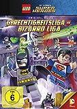 DVD Cover 'LEGO - Gerechtigkeitsliga vs. Bizarro Liga