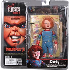 Cult Classics Series 4 > Chucky Action Figure