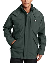 Carhartt Men's Waterproof Breathable Coat