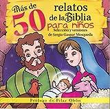 img - for Mas de 50 relatos de la Biblia para ninos. (Spanish Edition) book / textbook / text book