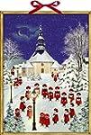 Wand-Adventskalender - Weihnacht im E...