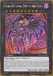 Amazon.com: Yu-Gi-Oh! - Number C40: Gimmick Puppet of Dark ...Number C40 Yugioh