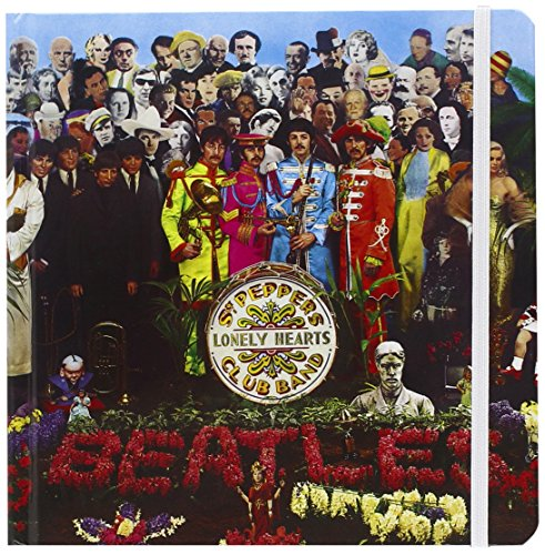 The Beatles Sgt Pepper Luxury Notebook