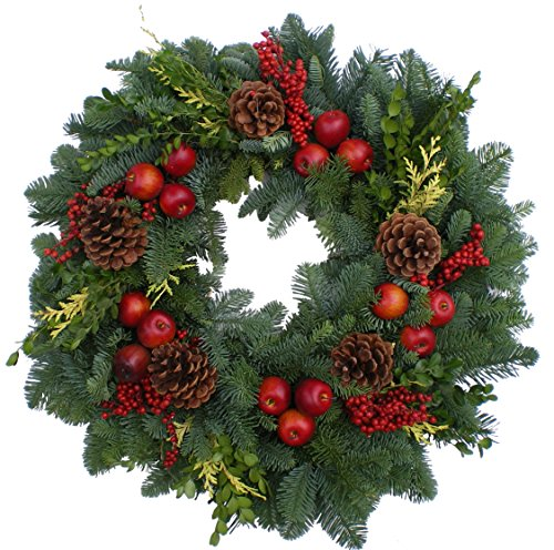 Fernhill Holly Farm Advantage Regal Fruit Wreath
