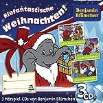Benjamin Blümchen Weihnachts-Box   Thomas Platt,Ulli Herzog,Klaus-Peter Weigand