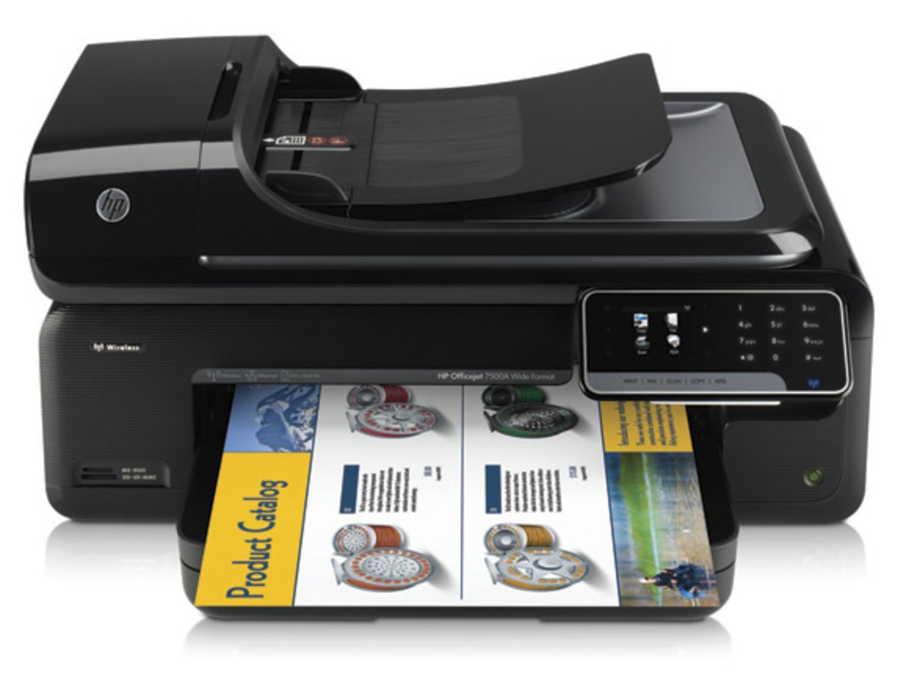 HP Officejet 7500A e-All-in-One Tintenstrahl