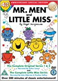 Mr Men And Little Miss - 40Th Anniversary Collectors Edition [DVD]